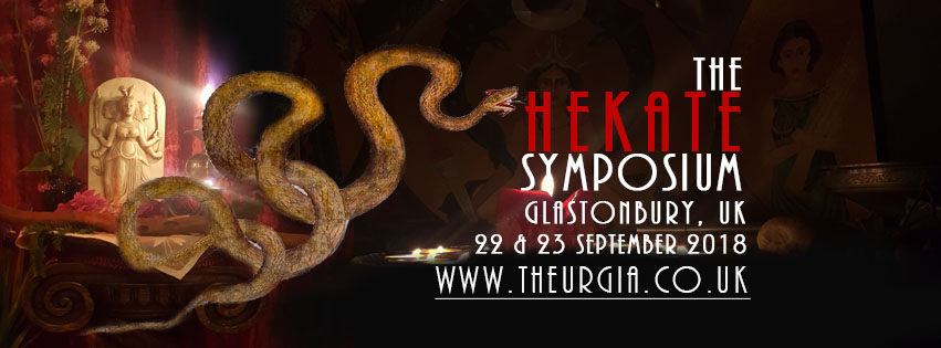 The Hekate Symposium - Goddess Conference, Devotional Festival and much more - Glastonbury September 2018