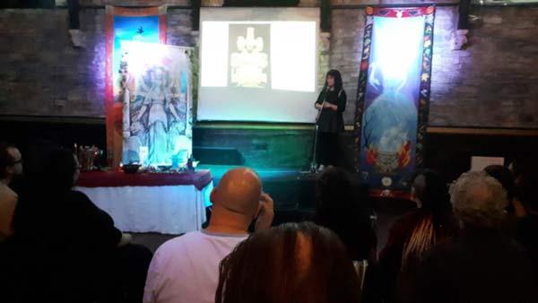 Hekate Symposium 2018 - Sorita d'Este, Christina Pandolfo, Karin Rainbird, Georgi Mishev, Jake Stratton Kent, Andrea Angelos, Arabela Jade,