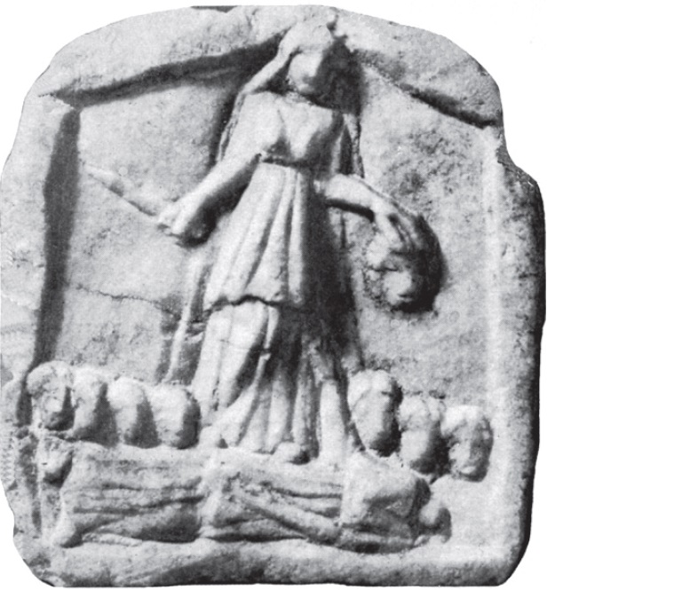 Hekate with Skulls - From the talk of Georgi Mishev on the Goddess Hekate in the Balkans