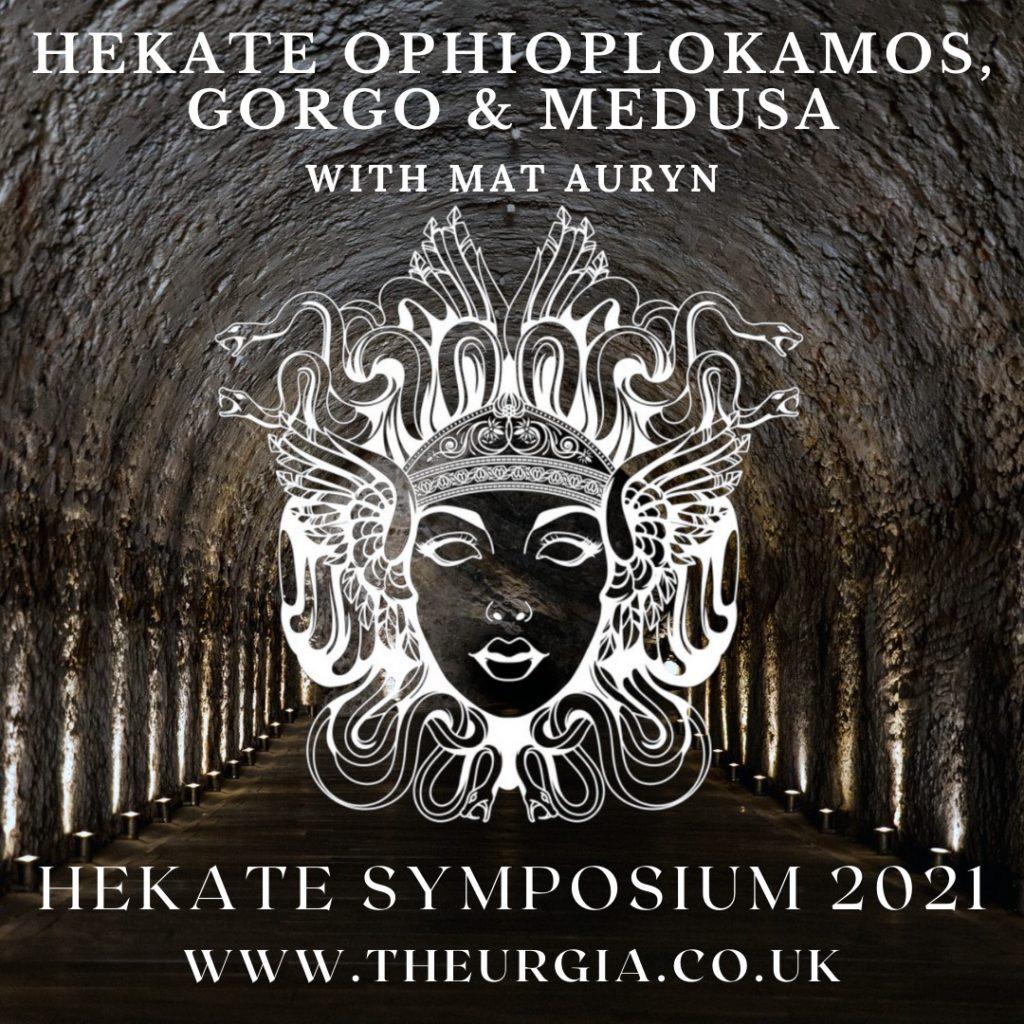 Hekate Ophioplokamos, Gorgo & Medusa by Mat Auryn